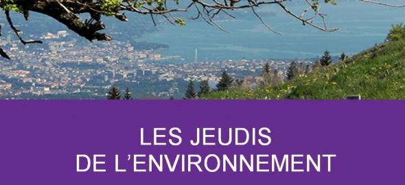 Les jeudis de l'environnement