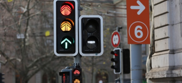 Ajustement de la régulation sur certains carrefours