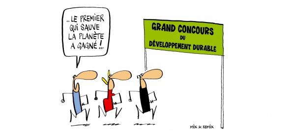 Concours du développement durable