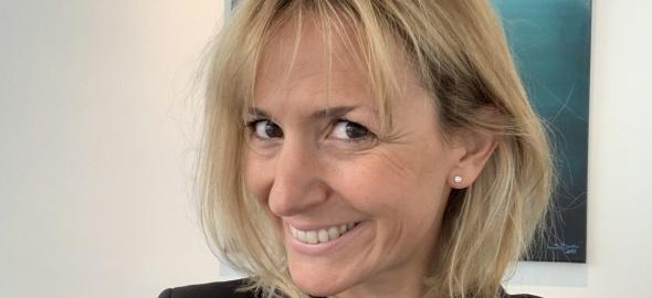 Mme Anne-Claire Bisch, nouvelle directrice générale des Ports Francs de Genève