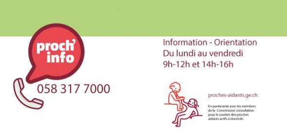 proch'info - information et orientation pour les proches aidants