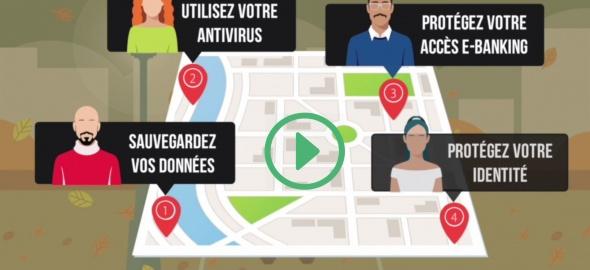 Protect Your Data, e-learning gratuit, Etat de Genève