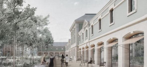 L'arsenal de la rue de l'Ecole-de-Médecine accueillera l'Hôtel des archives