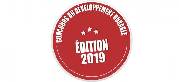 Vignette de l'édition 2019 du Concours du développement durable