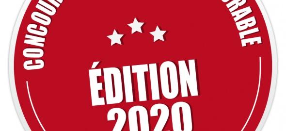 concours développement durable 2020