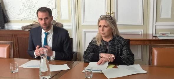 Conférence de presse CPEG du 8 avril 2019