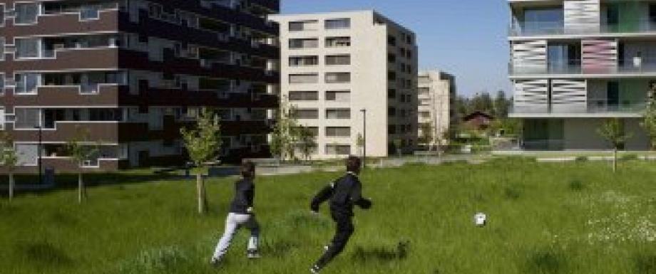 Nouveaux quartiers