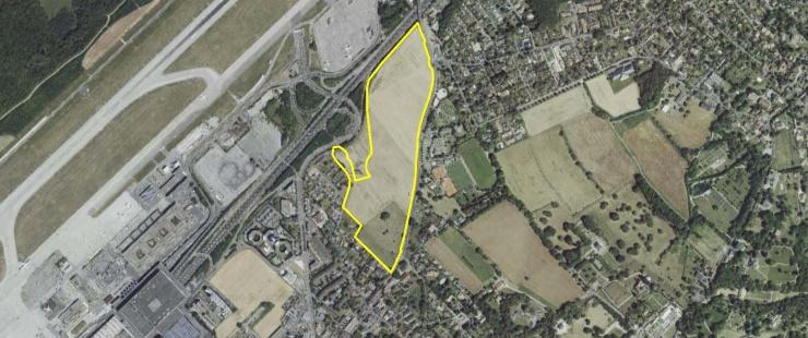 plan de localisation du projet
