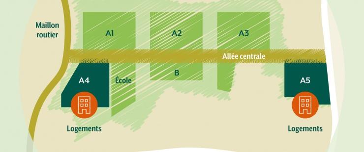 3e étape - pièces urbaines A4-A5