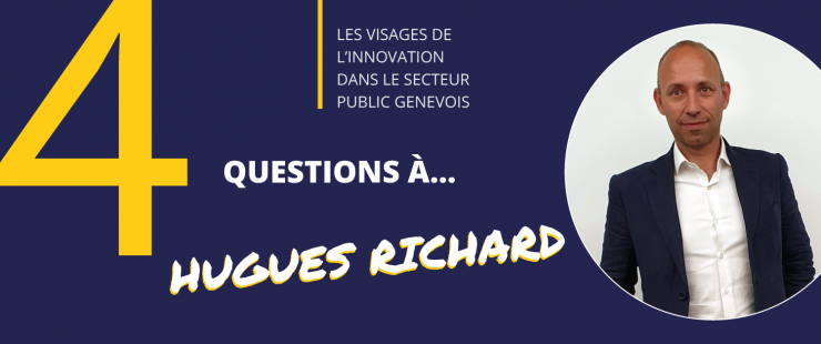 4 questions à Hugues Richard
