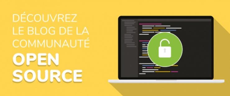Banière open source