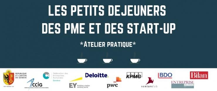 Petit déjeuner des PME et des start-up