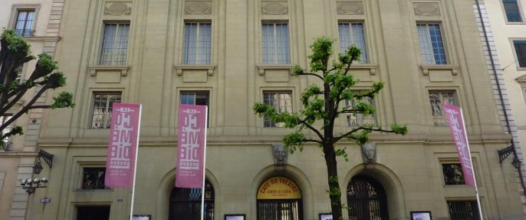 Image Théâtre de la Comédie