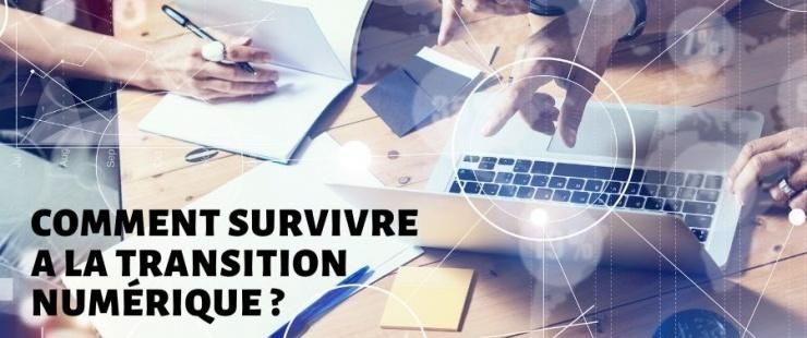 Comment survivre à la transition numérique?