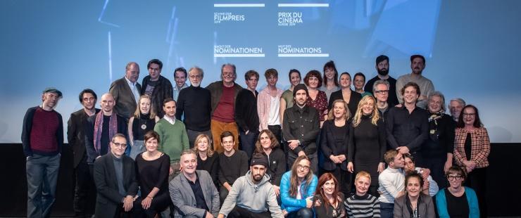 Nuit des nominations 2019