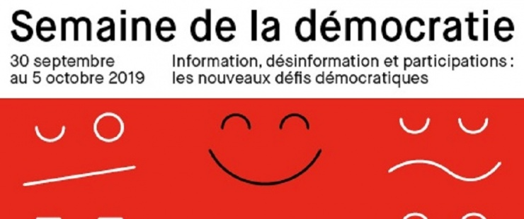 logo semaine de la démocratie