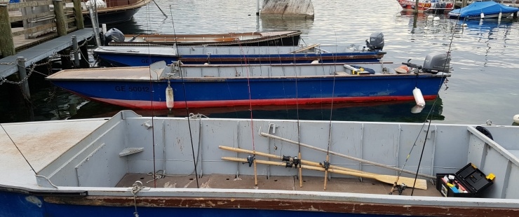 Initiation pêche Genève