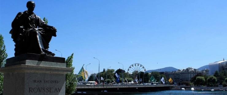 Promenade Rousseau