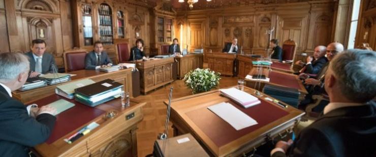 Conseil fédéral Projet fiscal 2017