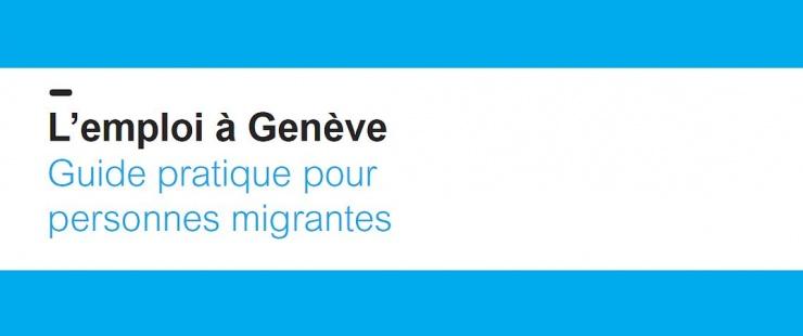 L'emploi à Genève : nouvelle édition