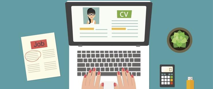 Créez un CV web attractif !