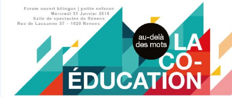 Forum de la Co-éducation 2018