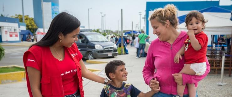 Pays: Pérou Crédit: Miguel Arreategui / Save the Children Date de la photo: 13 août 2019