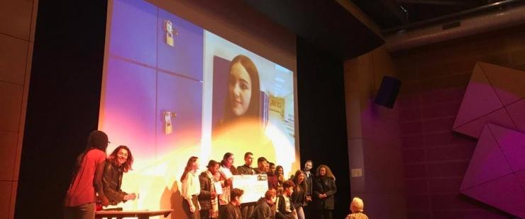 Classes participantes au concours Olympes de la parole