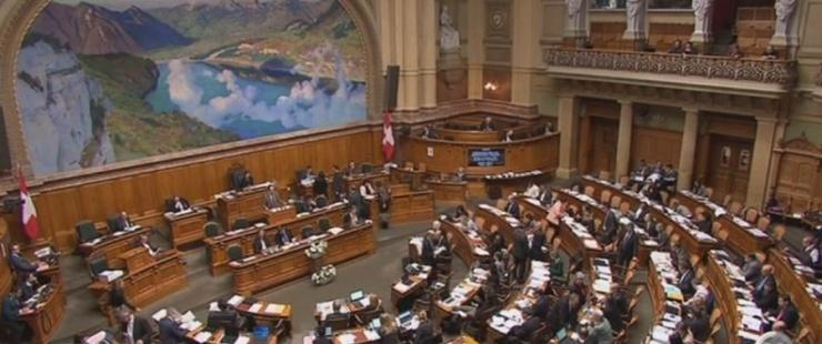 Le débat au Conseil national est programmé le 12 septembre 2018