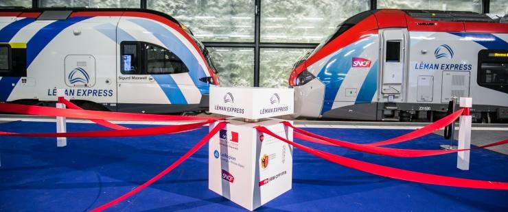 Inauguration du Léman Express