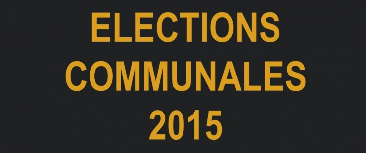 Elections communales 2015