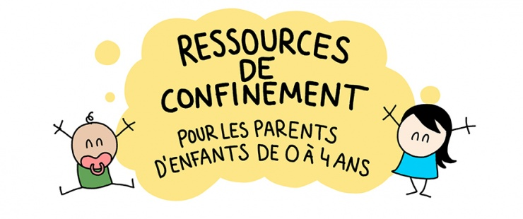 resources de confinement enfants