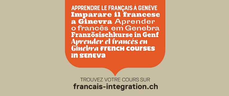 Nouveau flyer pour le moteur de recherche des cours de français et d'alphabétisation