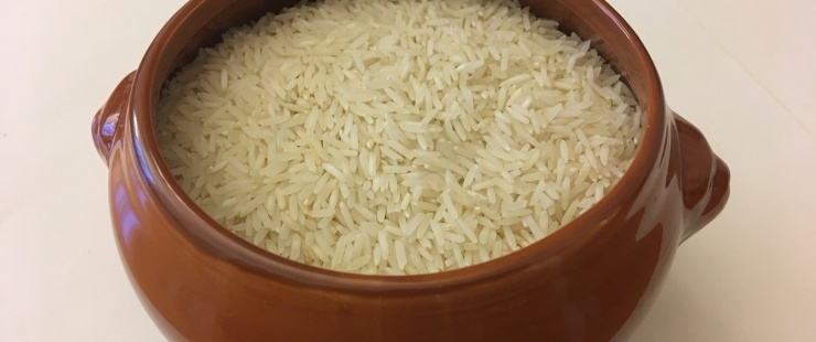 Riz Basmati: un alarmant cocktail de pesticides!