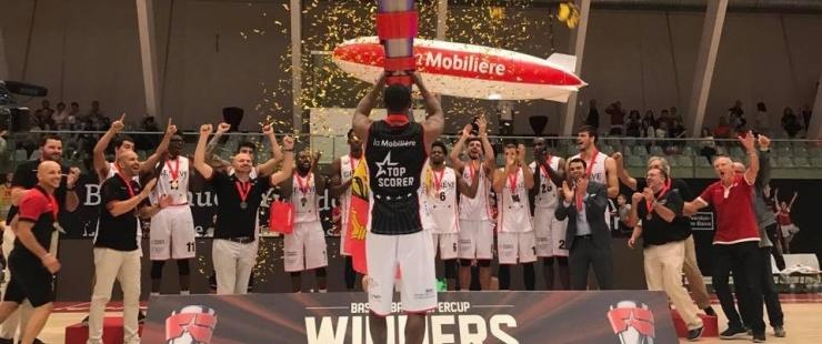 Lions de Genève - Supercup 2018