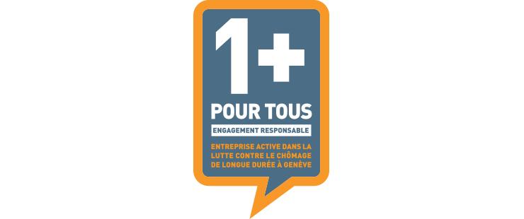 """Le label """"1+ pour tous"""" compte désormais 115 entreprises"""