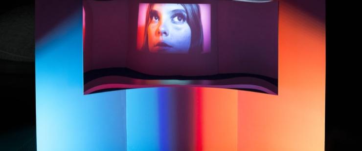 Blanche Lafarge, Hadaly 1, 2018, multimédia,10'14, photo HEAD-Genève Raphaëlle Mueller
