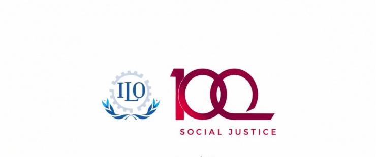 Centième anniversaire de l'Organisation Internationale du Travail (OIT)