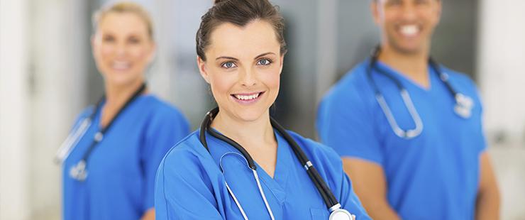 Professions de la santé