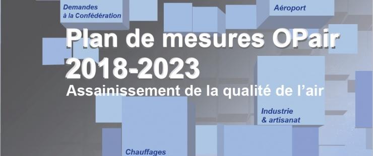 Plan de mesures OPair 2018-2023