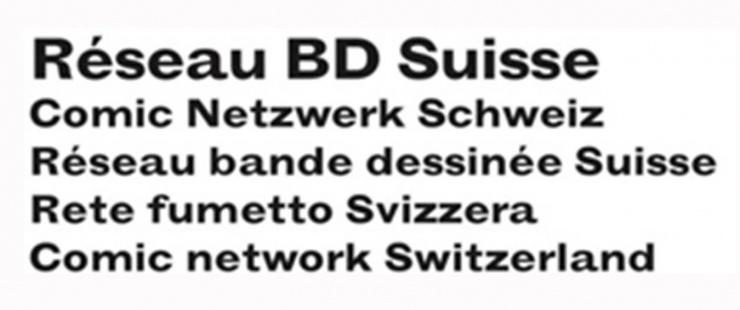Réseau BD Suisse