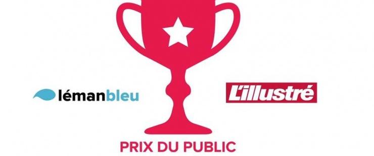 Prix du public du concours CinéCivic