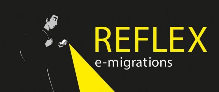 affiche de l'édition 2018 du festival REFLEX