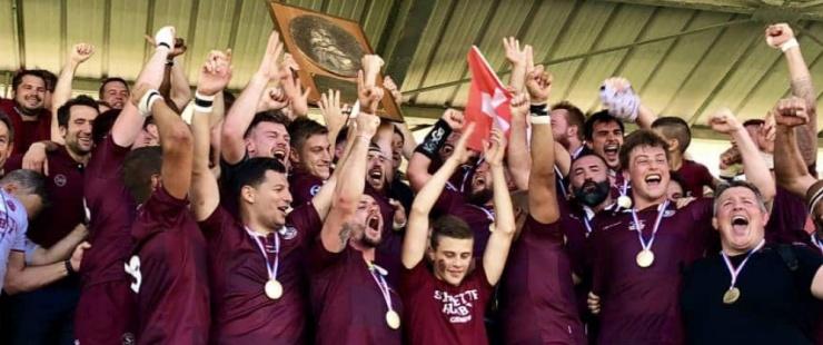 Servette Rugby Club - Champion de France