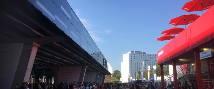 au coeur des SwissSkills 2018 à la BERNEXPO