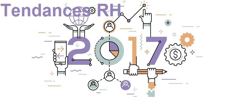 Des tendances RH en 2017 qui risquent d'impacter la Suisse