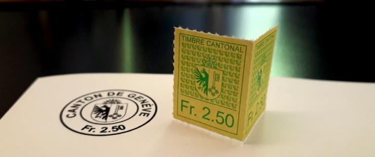 timbre cantonal