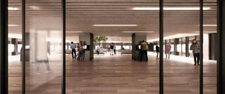 Rénovation de l'Hôtel des finances