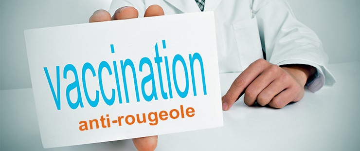 Vaccination anti-rougeole