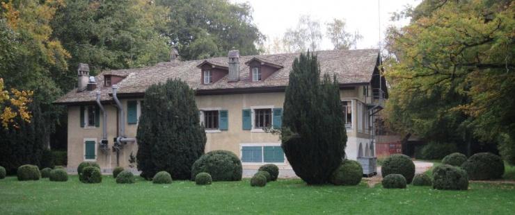 Parc Bécassine, Institut Forel